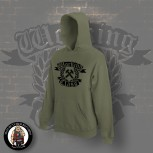 WORKING CLASS HAMMERS HOOD S / OLIVE