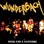 Wunderbach ‎– Week-End À Nanterre LP